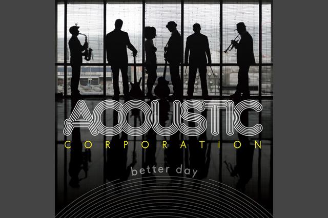 """""""Acoustic Corporation"""" album cover"""