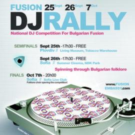 DJ Fusion Rally