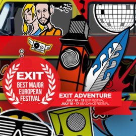 EXIT Festival Bulgarian campaign