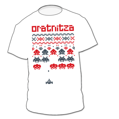 Oratnitza – Space t-shirt