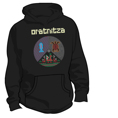 Oratnitza – Folktron sweatshirt