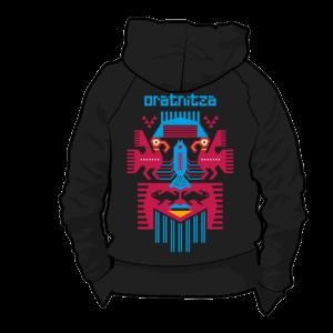 Oratnitza – Peruvian hoodie