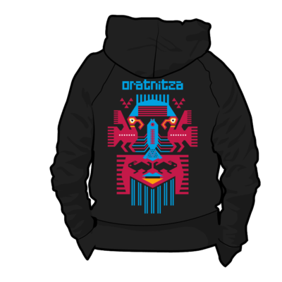 Oratnitza – Peruvian cajon sweatshirt